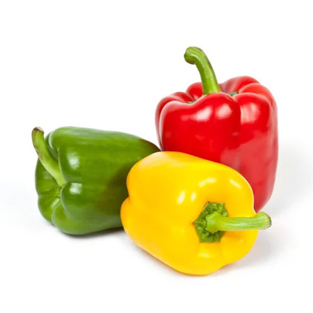 Red Yellow Red Pepper